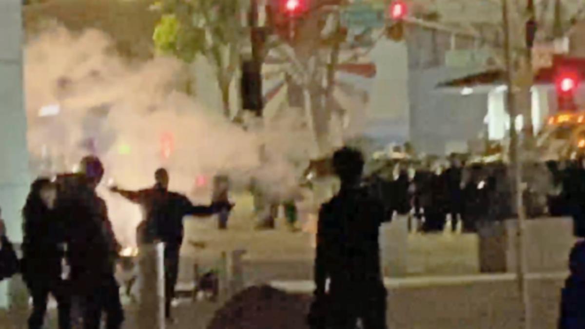 'Agresi Dimulai Dengan Polisi'