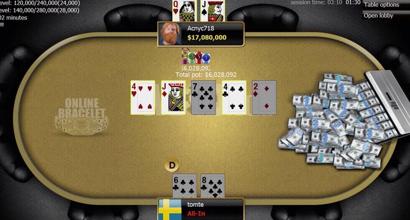 Allen 'Acnyc718' Chang Menangkan WSOP 2020 Online $ 1.000 Tanpa Batas Hold'em Freezeout