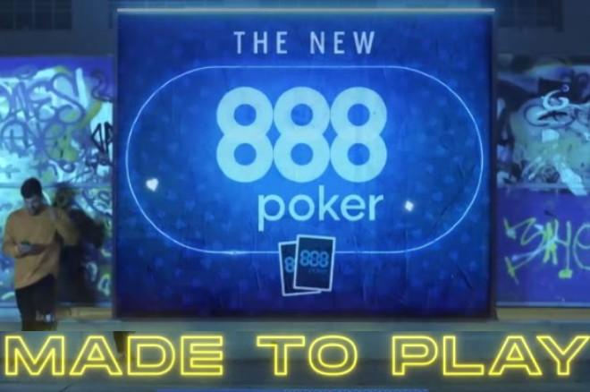 BARU! Lihat Aplikasi Poker Seluler Online 888poker