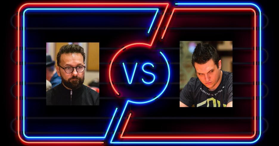 The poker matchup between Daniel Negreanu and Doug Polk begins Nov. 4.