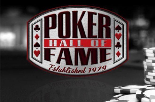 Nominasi Poker Hall of Fame Terbuka; Pelantikan 2020 Akan Diumumkan 30 Desember