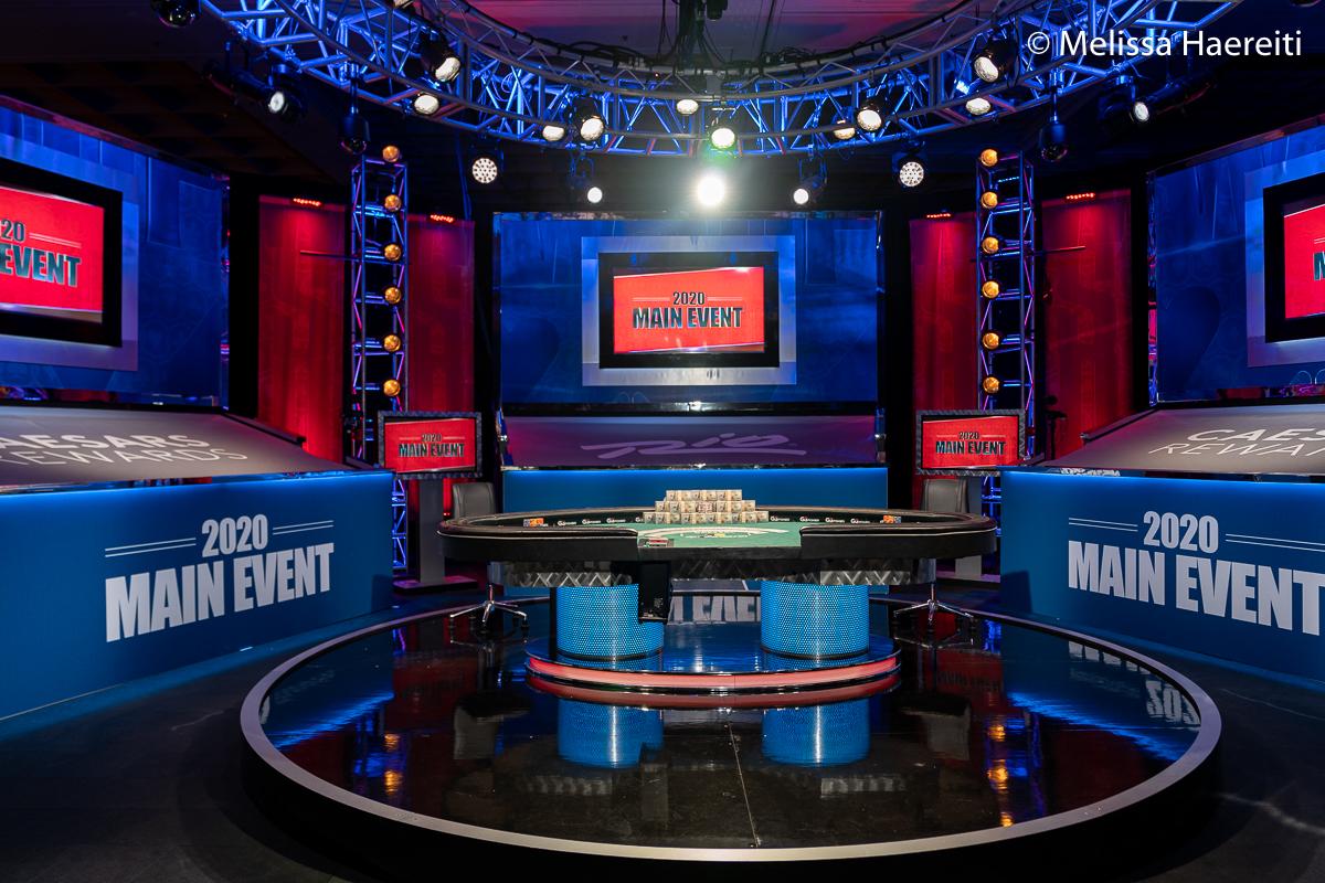 ESPN akan Menyiarkan Seri Utama Acara Utama Poker® 2020 Dunia yang Belum Pernah Ada Sebelumnya pada 28 Februari