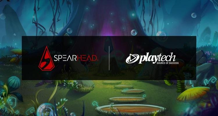 Spearhead Studios menyetujui kesepakatan Playtech