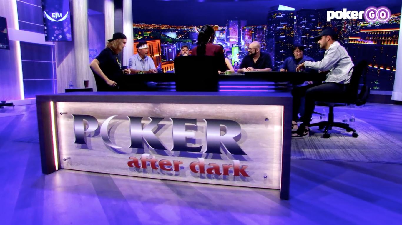 Mike Matusow dan Landon Tice Bergabung dengan 'Poker After Dark' Terbaru