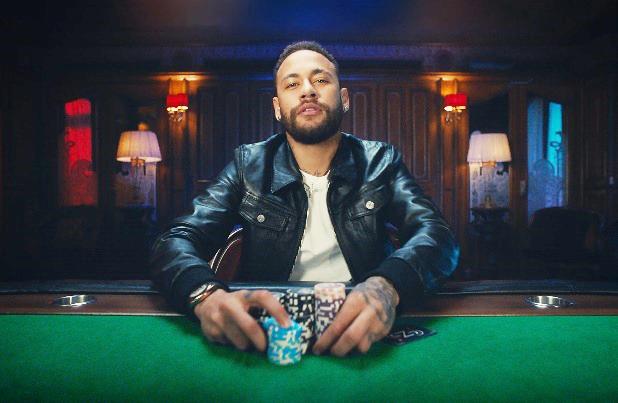 PSG ace Neymar berencana untuk menjadi pemain poker profesional ketika dia pensiun setelah menyetujui peran baru dengan PokerStars