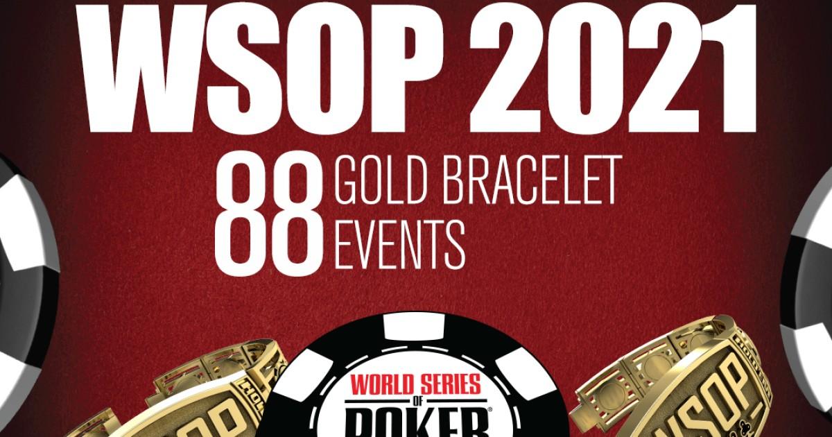 World Series of Poker mengumumkan kembalinya ke kasino hotel Rio di Las Vegas